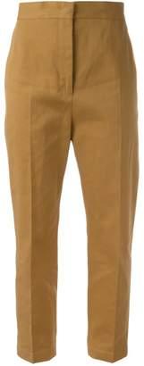Jil Sander Attila cropped trousers