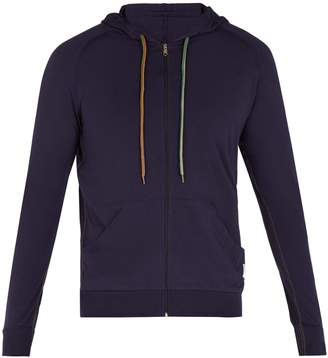 Paul Smith Zip-through hooded sweatshirt