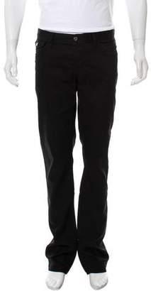 Dolce & Gabbana Six-Pocket Straight-Leg Jeans