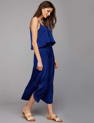 Citizens of Humanity Ripe High-Low Hem Lift Up Mock Layer Nursing Dress