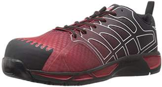 Nautilus 2422 Men's Advanced ESD Nano Carbon Fiber Safety Toe Athletic Work Shoe