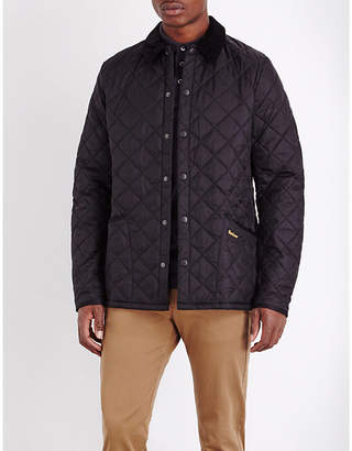 Barbour Liddlesdale quilted shell jacket
