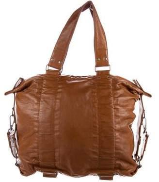 Dries Van Noten Leather Handle Bag