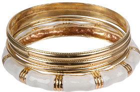 Lacquer and Polish Bracelet Set