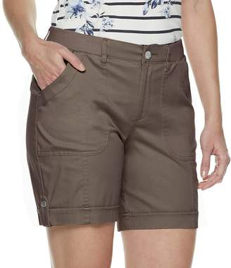 Croft & Barrow Women's Comfort Waist Utility Short