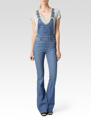 Rialta High Rise Flare Overall - Edgecliffe $299 thestylecure.com