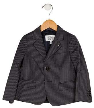 Armani Junior Boys' Two-Piece Set w/ Tags