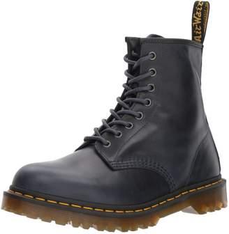 Dr. Martens Men's 1460 Navy Orleans Leather Fashion Boot 9 Medium UK (10 US)