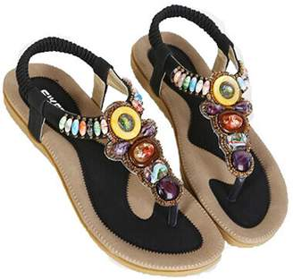 2f721898d20daf UNIOPLIIL New Summer Flat Sandals Ladies Beach Flip Flops Shoes Gladiator  Women Shoes Sandles Platform Zapatos Mujer Sandalias 7