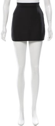 Lisa Marie Fernandez Neoprene A-Line Skirt $70 thestylecure.com