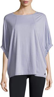 Calvin Klein Oversized Elastic Cuff Top
