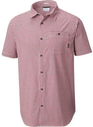 Columbia Boulder Ridge Short Sleeve Shirt - Men's