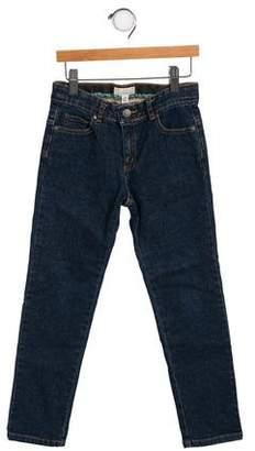 Stella McCartney Boys' Lightweight Straight-Leg Jeans