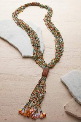 Soft Surroundings Amber Necklace