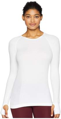 Eleven Paris by Venus Williams Seamless Absolute Long Sleeve Shirt Women's Long Sleeve Pullover