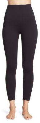 Spanx Cropped Look at Me Now Shaping Leggings $68 thestylecure.com