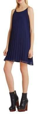 BCBGeneration Pleated Shift Dress
