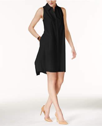 Alfani Petite A-Line Shirtdress, Created for Macy's