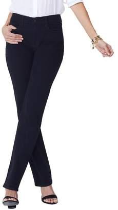 NYDJ Missy Marilyn Straight Leg Jeans in Sure Stretch Denim