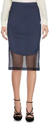 adidas Knee length skirts