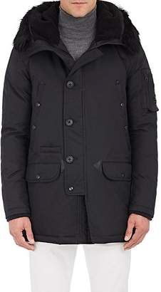 Spiewak Men's N3-B Aviation Tech-Twill Parka