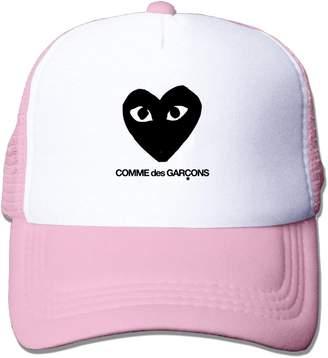 Sellerfa-Caps CDG Black baseball cap