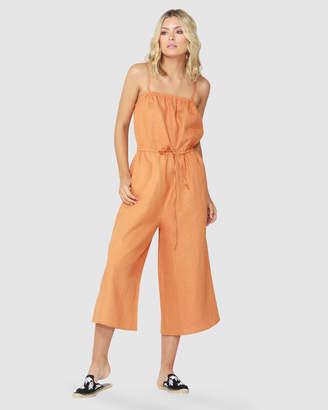 Finn Linen Jumpsuit