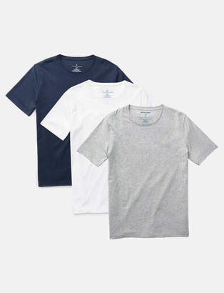 Tommy John Second Skin Crew Neck Tee 3 Pack