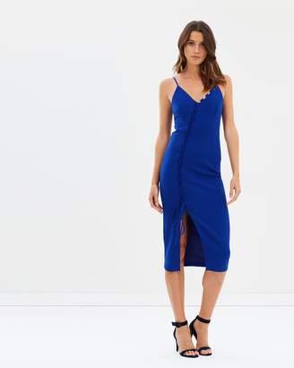 Asilio Arnoux Loop and Tie Dress