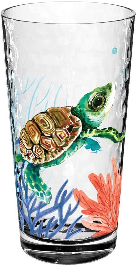 TarHong Sea Life Turtle Tumbler (Set of 4)