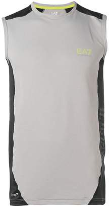 Emporio Armani Ea7 logo vest