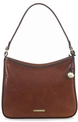 Brahmin Noelle Smooth Leather Hobo Bag