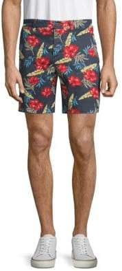 Superdry Floral Stretched Shorts