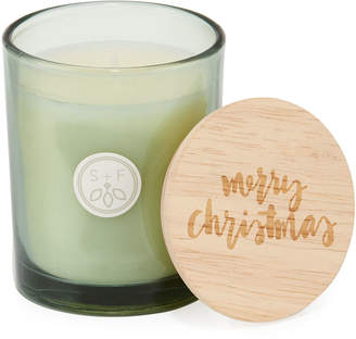 Sand + Fog Balsam + Cedar Candle, 4 oz.