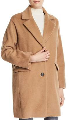 Gerard Darel Marci Camel Coat - 100% Exclusive
