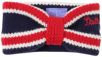 Stella Jean Embroidered Tricot Wool Knit Headband
