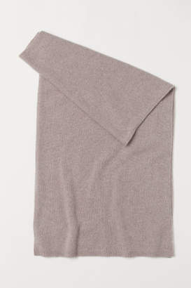 H&M Cashmere Scarf - Brown