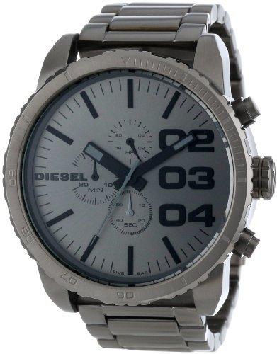 Diesel Men's DZ4215 Advanced Gunmetal Watch