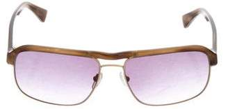 3.1 Phillip Lim Tinted Lens Sunglasses