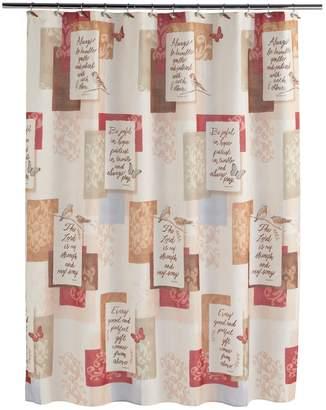 Saturday Knight Ltd. Saturday Knight, Ltd. Faithful Birds Shower Curtain