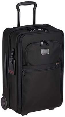Tumi (トゥミ) - [トゥミ] スーツケース 公式 正規品 TUMI Alpha 3 インターナショナル・エクスパンダブル・2ウィール・キャリーオン 機内持ち込み可 保証付 45L 56 cm 9.7kg Black