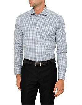 Eton Check Slim Fit Shirt