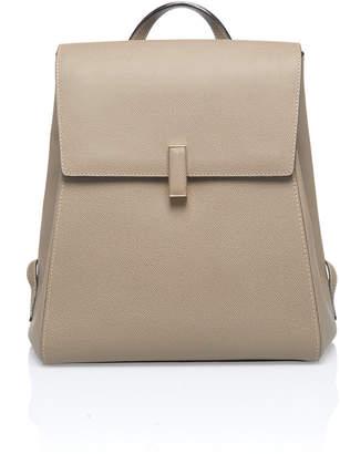 Valextra Zaino Iside Leather Backpack