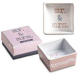 Mr. & Mrs. Dish