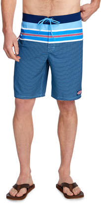 Vineyard Vines Birchcliff Stripe Board Shorts