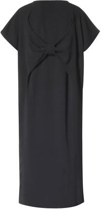 Meem Label Toni Black Bow Dress