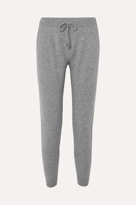 Max Mara Leisure Cashmere Track Pants - Gray