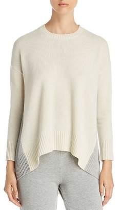 Eileen Fisher High Low Hem Sweater