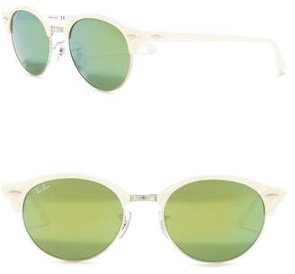 Ray-Ban Icons 51mm Clubmaster Sunglasses