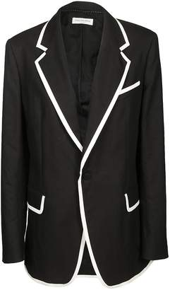 Dries Van Noten Contrast Blazer